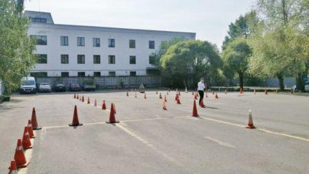 Фото учебной площадки