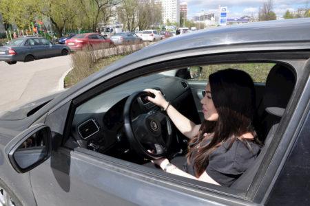 Ученик за рулём